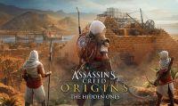 Ubisoft svela i contenuti di gennaio di Assassin's Creed: Origins
