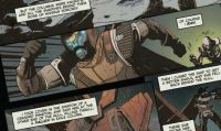 In arrivo il primo fumetto originale di Destiny