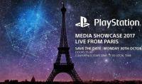 Sony annuncia il proprio show alla Paris Games Week