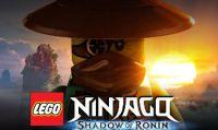 LEGO Ninjago: L'ombra di Ronin in vendita da oggi