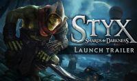 Styx: Shards of Darkness è in arrivo: godetevi il trailer di lancio