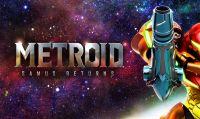 Nintendo pubblica l'Accolade Trailer per Metroid: Samus Returns