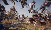 Dalla Cina arriva un primo gameplay per Dynasty Warriors 9