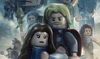 I personaggi del film Thor: The Dark World in versione LEGO