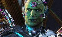 Injustice 2 - NetherRealm ci presenta Brainiac