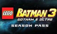Il Season Pass di LEGO Batman 3: Gotham e Oltre