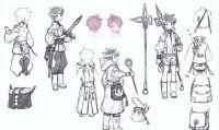 Il creatore di Final Fantasy annuncia un nuovo gioco e rivela alcuni dei personaggi