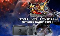 Monster Hunter XX - Il bundle con Nintendo Switch è già sold-out