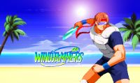 In arrivo una closed beta di Windjammers