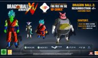 DLC Pack gratis per Dragon Ball Xenoverse