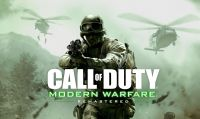 Modern Warfare Remastered richiederà il disco di Infinite Warfare
