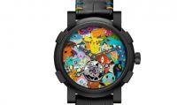 Vi presentiamo l'orologio dei Pokémon creato da Romain Jerome