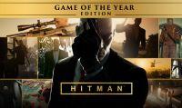 Hitman - Annunciata l'edizione Game of The Year