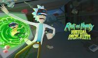 Rick and Morty: Virtual Rick-ality disponibile dal 10 aprile