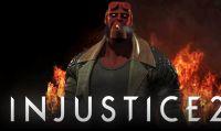 Injustice 2 - Disponibile Hellboy