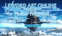 Disponibile patch per Sword Art Online : Hollow Fragment