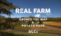 Real Farm - A marzo arrivano il Potato Pack e la mappa Grünes Tal