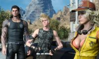 FF XV - Disponibili la patch 1.05 e il DLC Booster Pack +