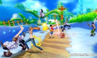 Primi DLC per One Piece Unlimited World Red