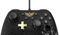 Mario e Zelda nei nuovi Controller Plus per Switch