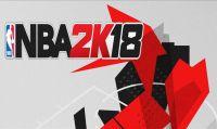 2K pubblica i primi screen di NBA 2K18