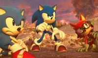 Sonic Forces - Disponibile il secondo numero del fumetto digitale