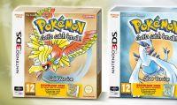 Pokémon Argento e Oro per 3DS avranno un'edizione fisica