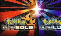 Pokémon Ultrasole e Ultraluna - In arrivo il supporto per la Banca Pokémon