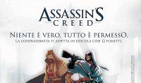I fumetti di Assassin's Creed, da domani con il Corriere dello Sport