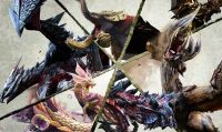 Monster Hunter XX - Disponibili due video dei contenuti dedicati a Zelda