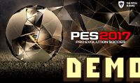 PES 2017 - E' da oggi disponibile la DEMO