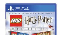 Annunciata la LEGO Harry Potter Collection per PS4