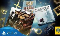 Svelati i giochi offerti dal PS Plus nel mese di settembre