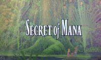 Square Enix annuncia Secret of Mana per PS4, PS Vita e PC