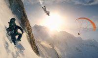 Un nuovo ed intenso gameplay trailer per Steep