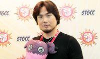 Hideo Baba al Japan Expo 2014