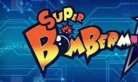 SUPER BOMBERMAN R in arrivo a giugno per PlayStation 4, Xbox One e PC Steam