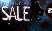 La serie Resident Evil in vendita sul PS Store europeo