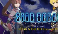 Star Ocean - The Last Hope - 4K & Full HD Remaster è da oggi disponibile
