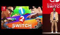 1-2-Switch includerà ben 28 mini-games