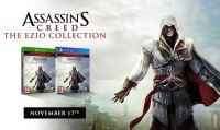 Ubisoft annuncia ufficialmente Assassin's Creed The Ezio Collection