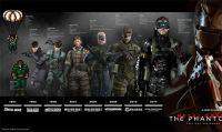 Ecco i numeri da record della saga di Metal Gear
