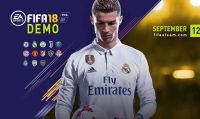 FIFA 18 - Disponibile la demo per console e PC