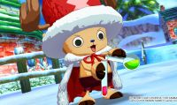 Arriva il quinto DLC per ONE PIECE Unlimited World RED!