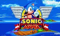 Sonic Mania - Svelato un nuovo stage ispirato ai vecchi giochi