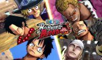 One Piece: Burning Blood - La versione PC arriva a settembre