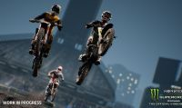 Ecco il nuovo trailer di Monster Energy Supercross: The Official Videogame