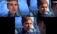 ME: Andromeda - Un video mostra i miglioramenti delle cutscenes