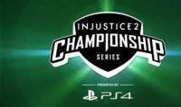 Injustice 2 - Annunciata la Championship Series su PS4