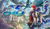 Ys VIII: Lacrimosa of Dana - Re-localizzazione inglese completata, la versione PC debutta il 30 gennaio